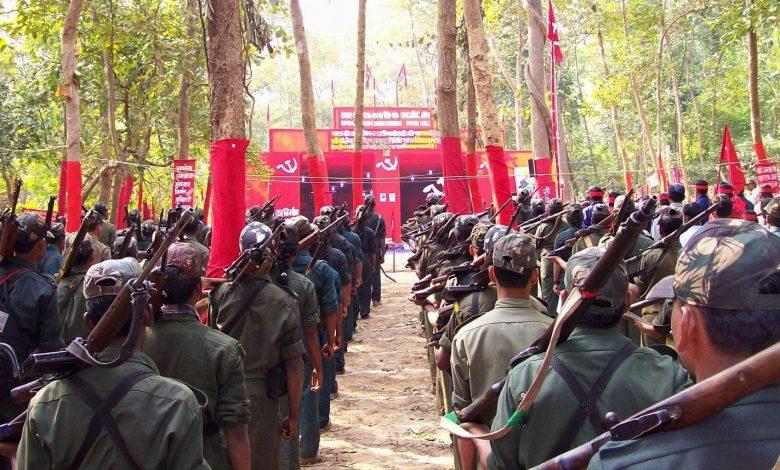 hindistan maoist