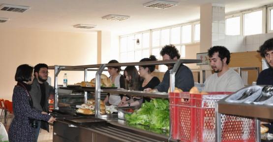 cebeci kampusunda yemek arbedesi h6699