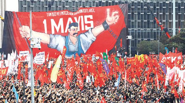 taksim 1 mays