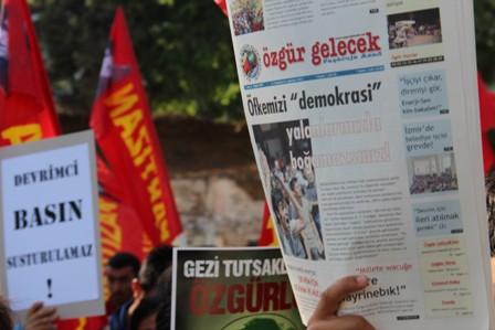 kartalda tutuklamalar protesto edildi 2