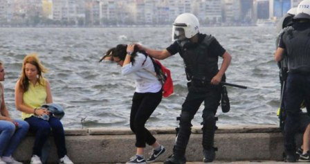 haber izmir Gezi