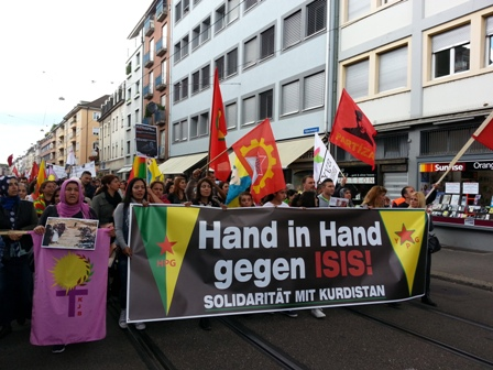 ISID Protesto 1