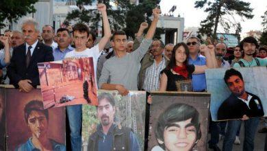 Kayseride Gezi Parki