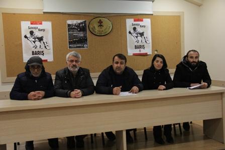 Partizan basın açıklaması