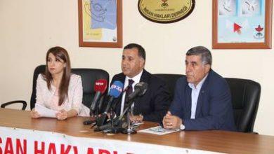 İHD Kürdistanda 3 ayda 8127 hak ihlali yaşandı