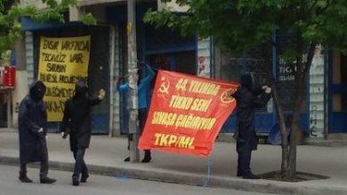TKP ML militanları kuruluşlarının 44. yılını selamladı