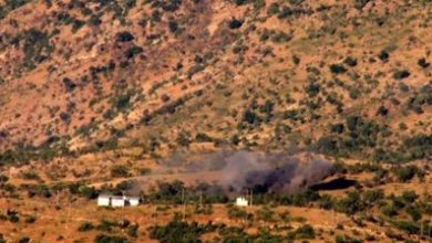Şemzînan ve Tatwanda karakollara saldırı eylemleri