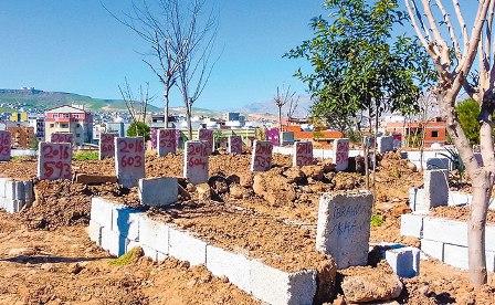 kimsesizler mezarlığı