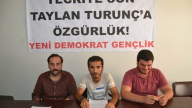 İzmir YDG basın toplantısı