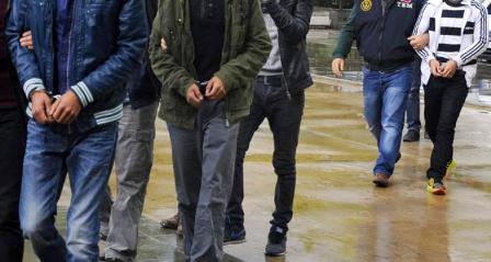 Kızıltepede 27 öğretmen gözaltına alındı