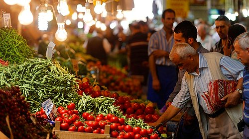 gıda fiyatlarıdna artış