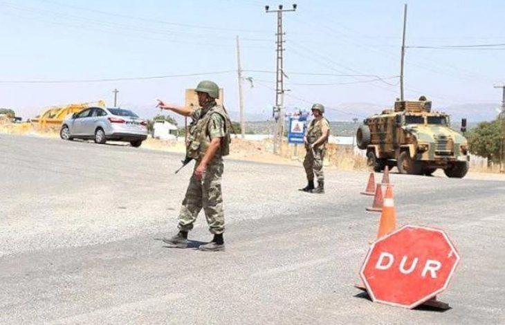 Elazığda 4 İlçe Özel Güvenlik Bölgesi ilan edildi