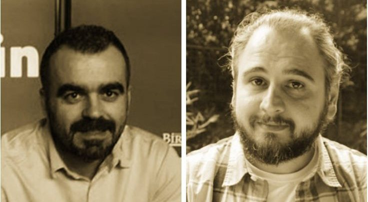 gazeteciler tahlie edildi