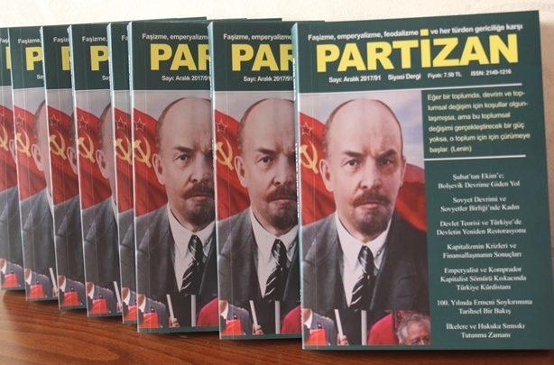 partizan dergisii