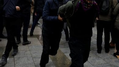 afrin efrin protesto gosteri istanbul kadikoy