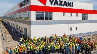 yazaki fabrika