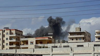 afrin kent merkezi patlama