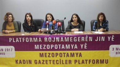 kadın gazeteciler özgürlğkçü demokrasinin yanındayız