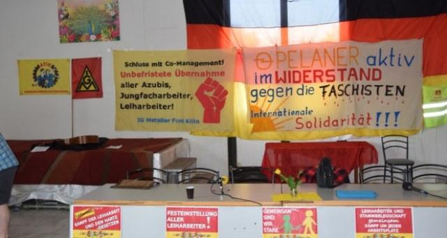 I. İşçi Konferansı Mücadeleci İşçiler tarafından Gerçekleştirildi