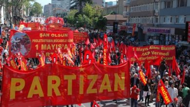partizan okurları istanbulda buluştu