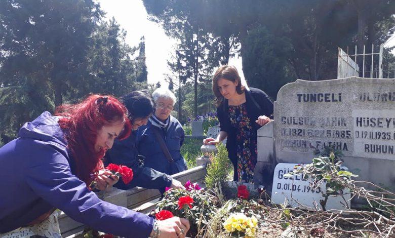 partizan ve pşta mezar ziyaretleri gerçekleştirdi 12