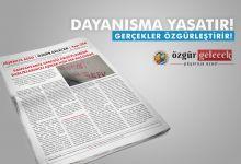 Photo of ANALİZ   Özgür Gelecek Kampanya Çalışmalarımızın Genel Bir Değerlendirmesi